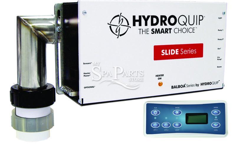 Balboa Solid State  U0026quot L Slide Heater U0026quot  Series Control System