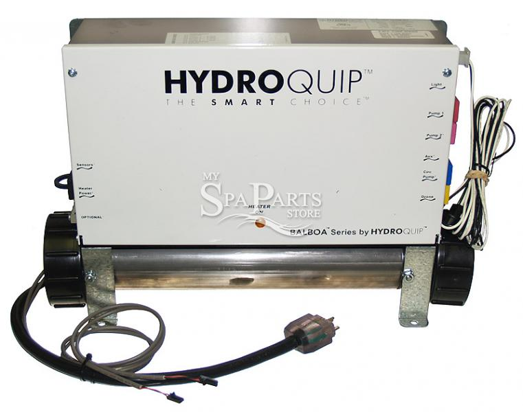 Balboa Solid State  U0026quot Slide Heater U0026quot  Series Control System  2