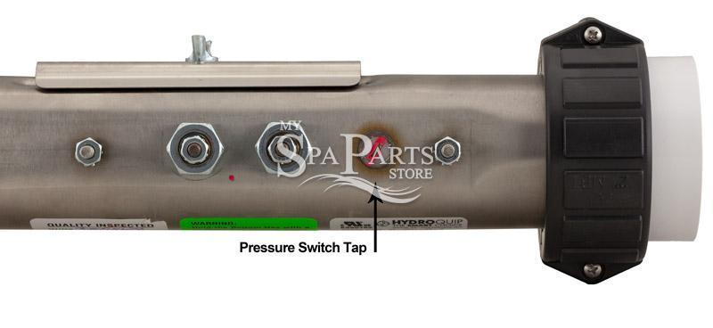 Sundance Spa 240 Volt 4 Kw Heater Complete