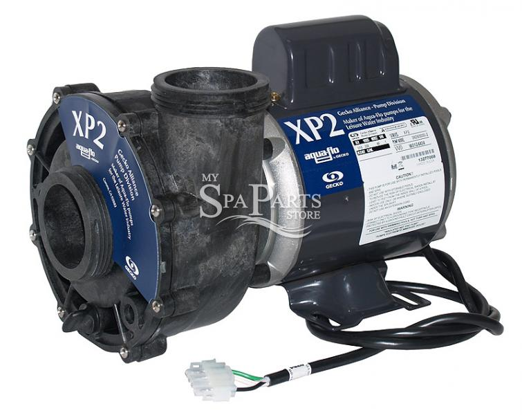 Cal spas xp2 circulation pump 1 speed 230v 48 frame for Spa motor and pump