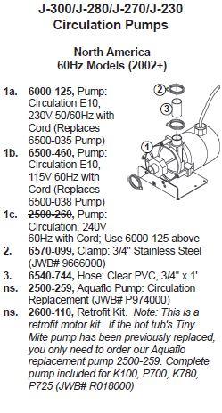 sundance spa e 10 240 volt laing circ pump my spa parts. Black Bedroom Furniture Sets. Home Design Ideas
